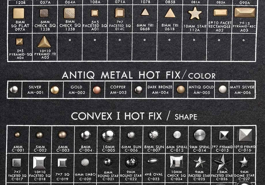 Antiq Metal Hot Fix
